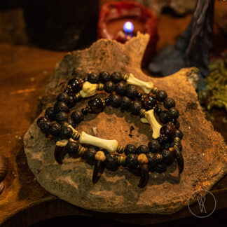 ⋮ Dragon's Blood ⋮ Bracelet (size S or XXXL)