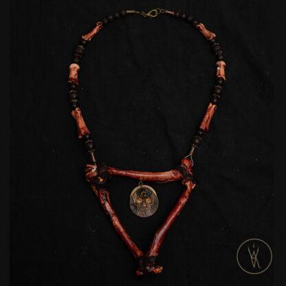 ⋮ Bloodpröphet ⋮ Bone Necklace