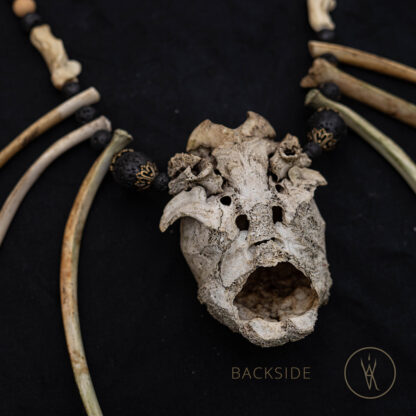⋮ Inner Dimensions ⋮ Bone Necklace