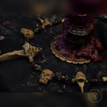 ⋮ Putrid Spirits ⋮ Bone Necklace