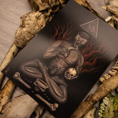 Demonic Possession Print (VIIM)