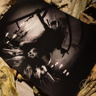 Vika Imagom Mortis - Death Witch III Print
